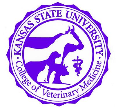 KSU School of Veterinary Medicine Logo